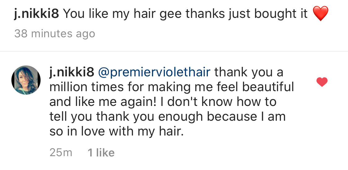 Hair Extensions Review