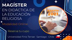 Banner Magister Agosto 2021