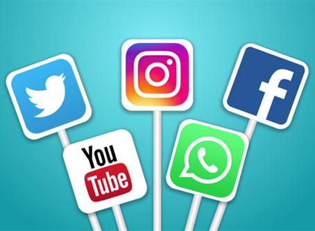 Conoce nuestras redes sociales y síguenos en las que más utilices.