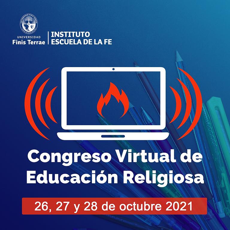 Congreso Virtual: Diálogos Académicos sobre Educación Religiosa Escolar 2021
