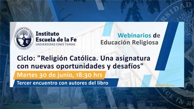 Serie de webinarios sobre la Clase de Religión