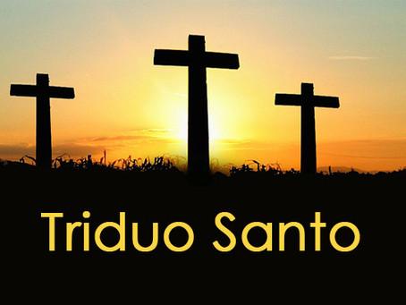 Triduo Santo: videos y materiales