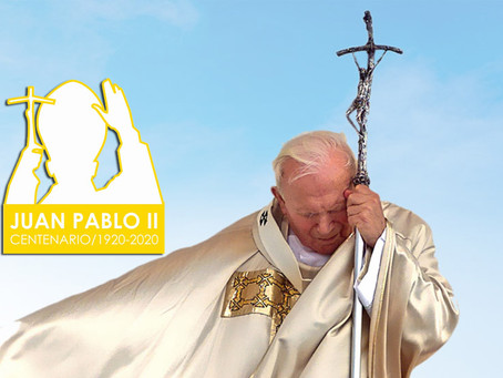 Centenario de San Juan Pablo II