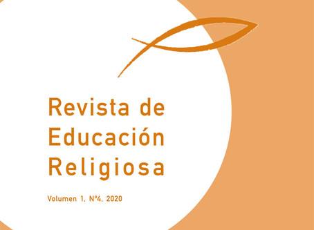 Revista de Educación Religiosa en formato digital