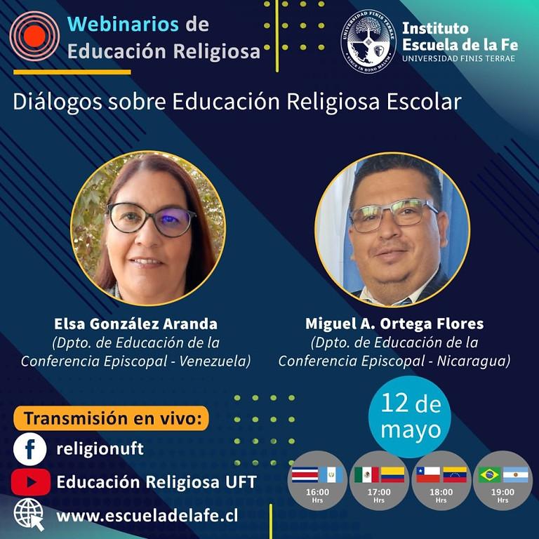 Diálogos sobre Educación Religiosa Escolar
