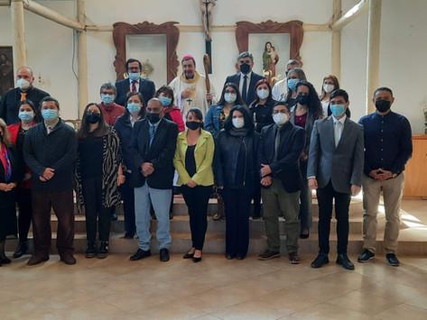 Nuevos profesores de Religión para la Iglesia de Melipilla