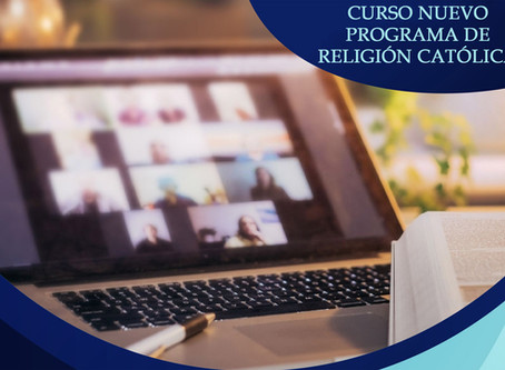 Curso Bases Curriculares y Nuevo Programa de Religión Católica - EREC 2020
