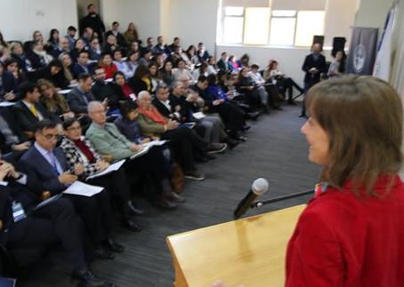 Universidad Finis Terrae realiza VI Encuentro de Vicerrectorías Académicas
