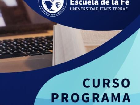 Nueva versión del curso Nuevos Programas EREC 2020