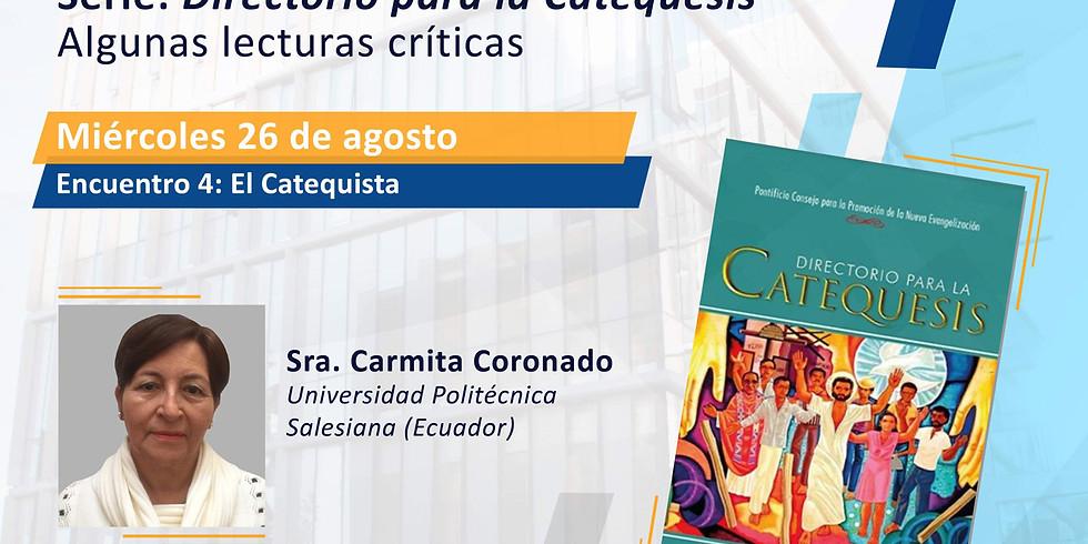 Directorio para la Catequesis. Encuentro 4: El Catequista
