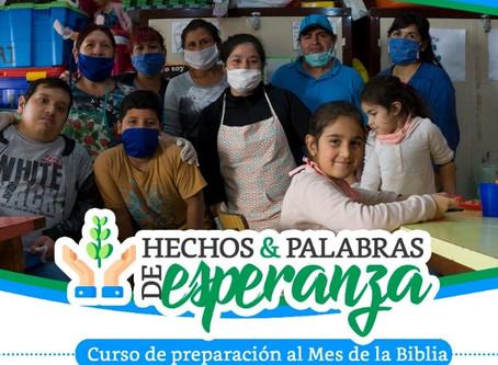 Curso virtual gratuito en preparación al Mes de la Biblia 2020