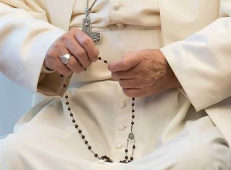 El Santo Rosario, para este mes de mayo