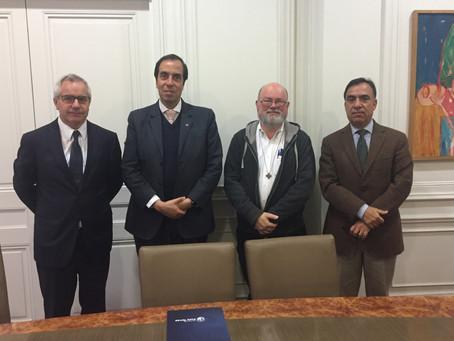 Nuevo convenio para formar Profesores de Religión