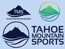 Tahoe Mountain Sports Logo Variations