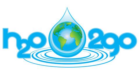 H2O 2GO Logo