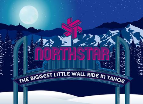 Northstar Wall Ride Design