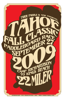 Tahoe Fall Classic Poster