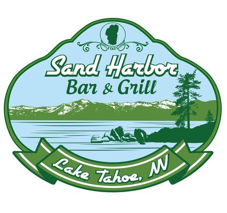 Sand Harbor Bar & Grill Logo