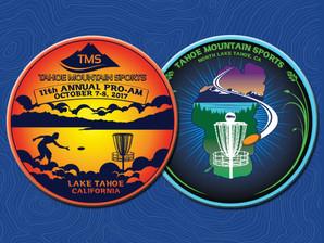 Tahoe Mountain Sports Disc Golf Discs