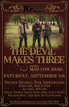 Devil Makes Three Poster