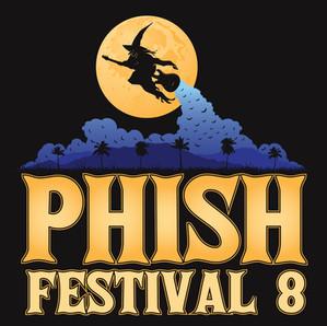 Phish Festival 8 Design Entry