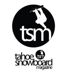 Tahoe Snowboard Magazine Logo