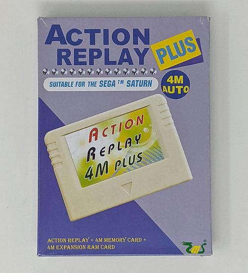 Action Replay Cart for Pseudo Saturn Kai