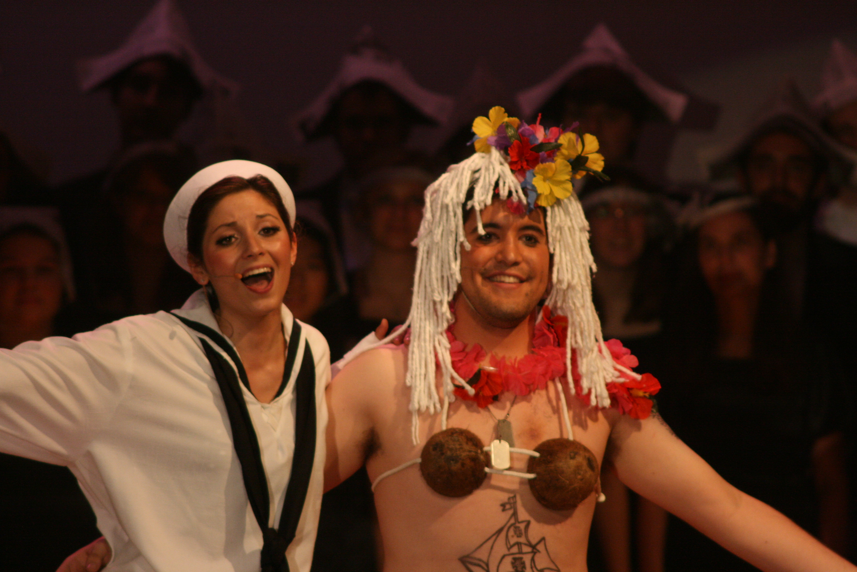 South Pacific • 2009
