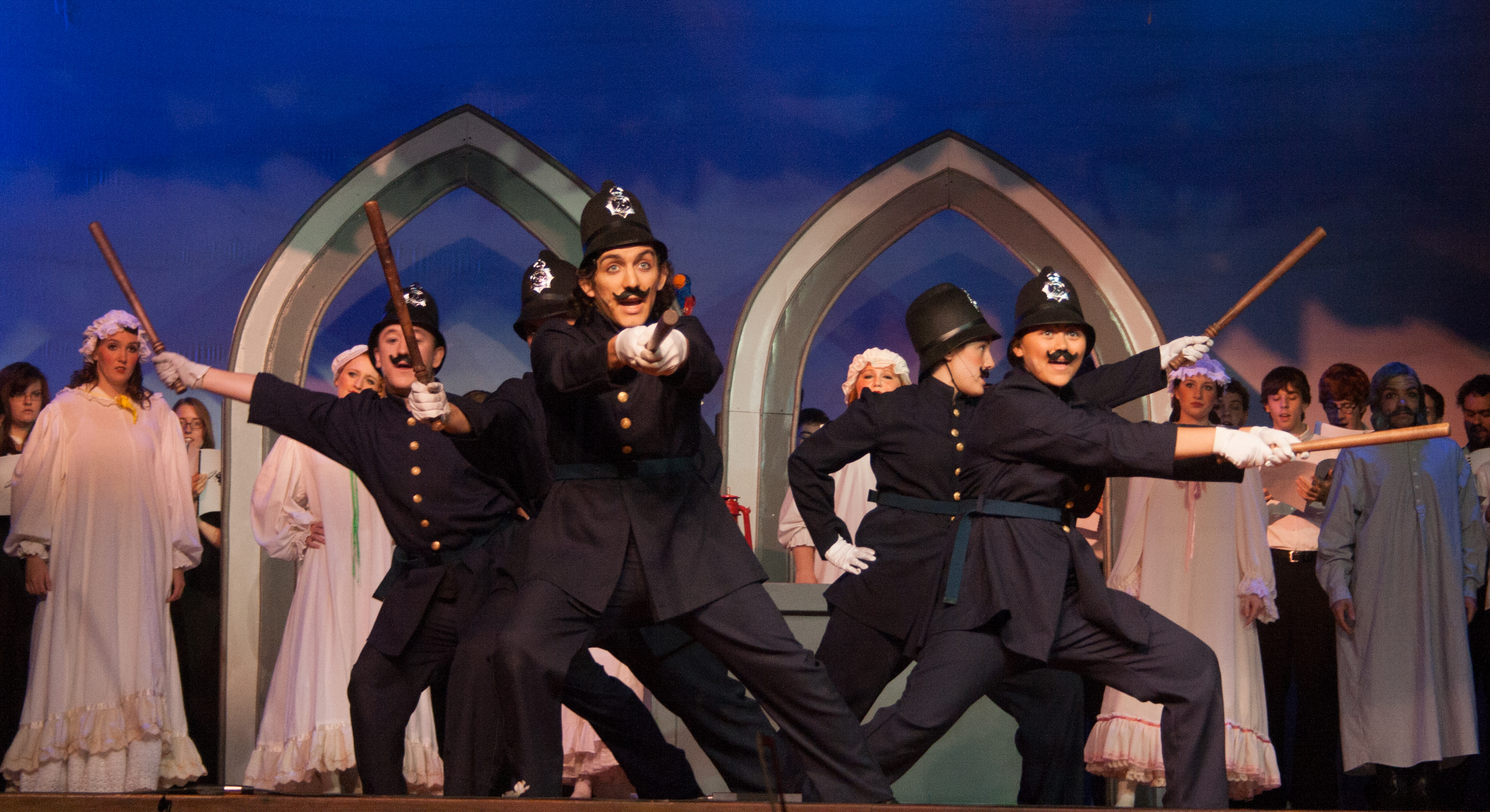 Pirates of Penzance • 2012