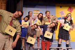 25th Annual Putnam County Spelling Bee • 2011
