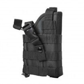VISM® by NcSTAR® AMBIDEXTROUS MODULAR MOLLE HOLSTER/BLACK