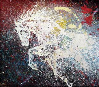 Free Atoms Horse