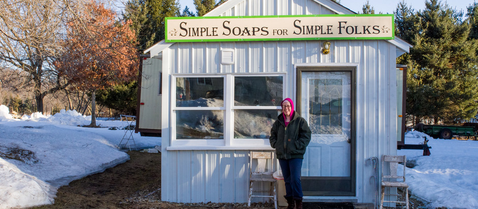 Meet Your Farmers | Simple Soaps for Simple Folks
