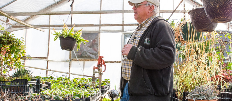 Meet Your Farmers | Joel's Greenhouse