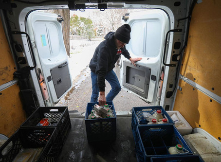 Post-Bulletin: Local dairy brings milk and more to Rochester homes