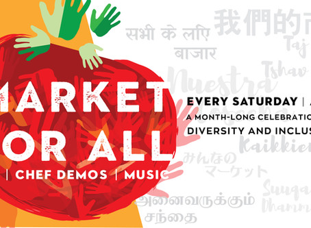 ACTIVITY | CELEBRATE A MARKET FOR ALL