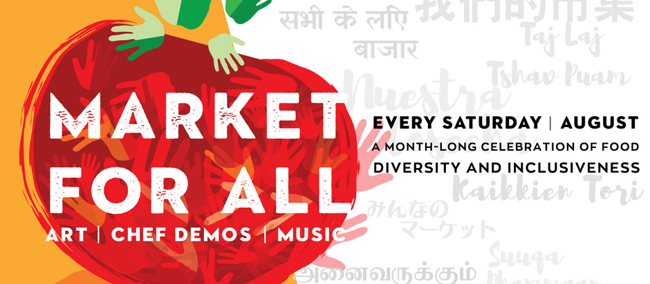 ACTIVITY   CELEBRATE A MARKET FOR ALL