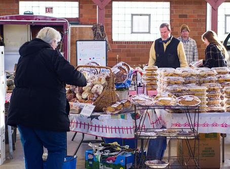 KSMQ-TV: R-Town Walkabout at the Winter Farmers Market