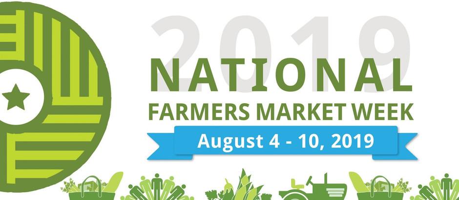 PRESS   CELEBRATE MINNESOTA FARMERS MARKET WEEK AUGUST 4-10, 2019