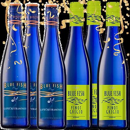 6 יינות של בלו-פיש