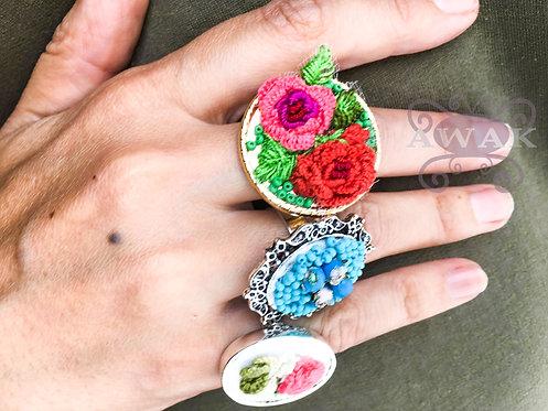 bases de anillos