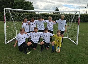 U12 Football Team