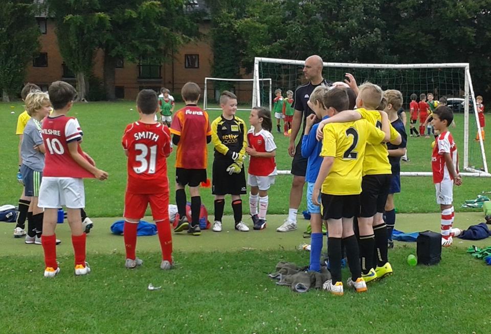 Saturday Football Academy 7-13 Yrs Old