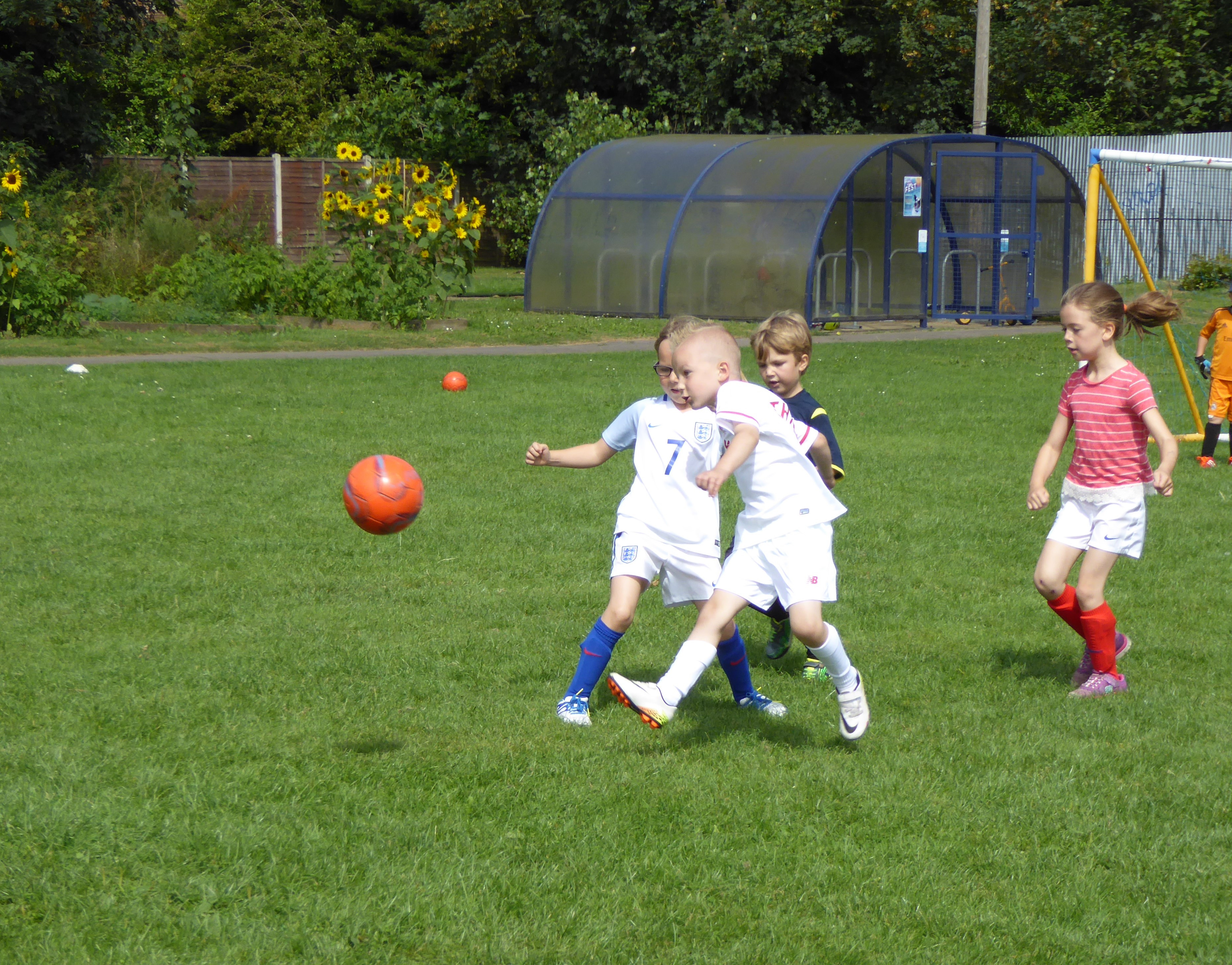 Saturday Football for 5 & 6 Yrs Old