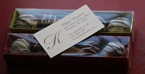 Gourmet Chocolates Gift Box