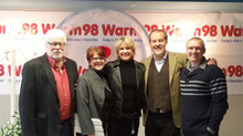 Katy's Kandies Joins Warm98...