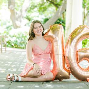 Sevi's Sweet Sixteen