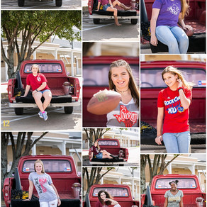 College Tailgating | 12 By Golightly Model Team
