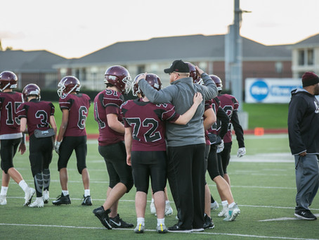 WHS Freshmen Maroon vs North Garland
