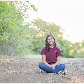 SAVANNAH | WYLIE HIGH SCHOOL | MODEL REP TEAM